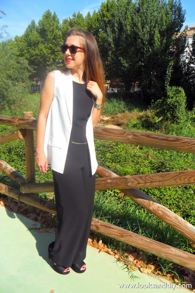 Outfit black and white 5