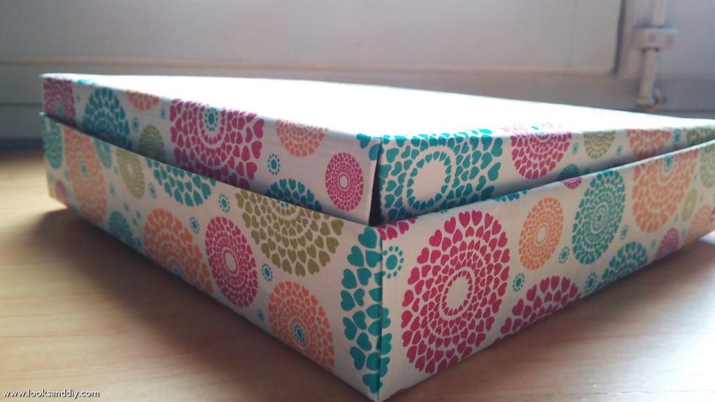 4 caja para te DIY