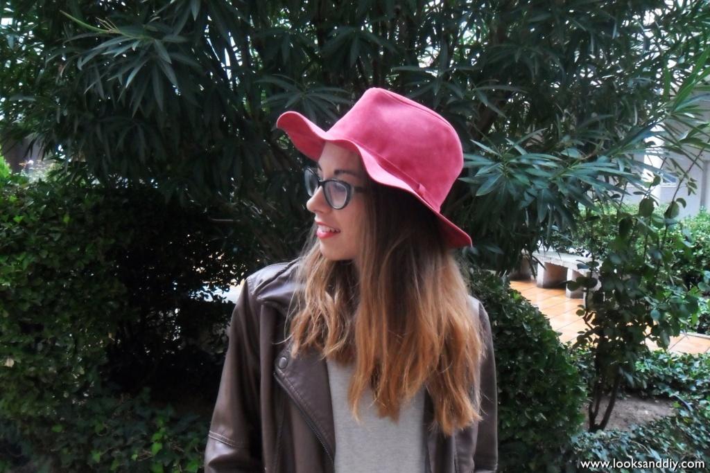 outfit collar estilo safari