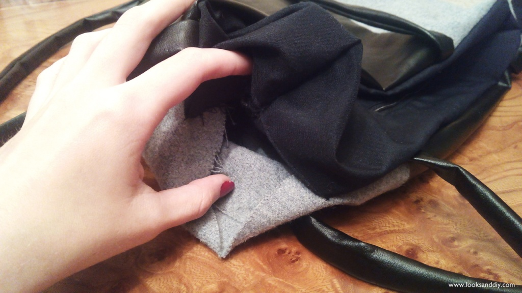11 bolso tote bag DIY