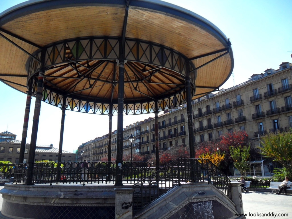 San Sebastián 16 LOOKS AND DIY