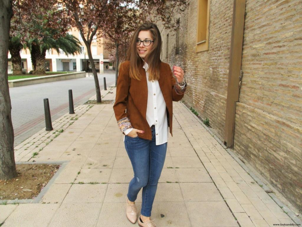 09-Outfit~ Chaqueta + pantalón DIY