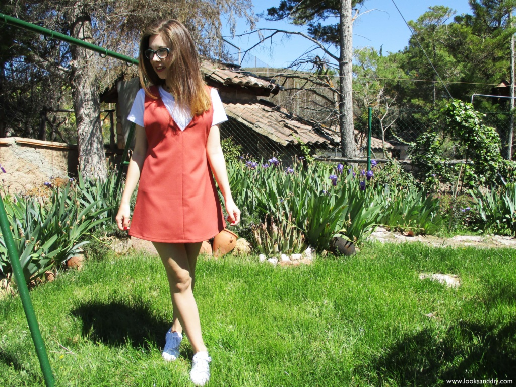 2 Outfit pichi DIY- looks and DIY