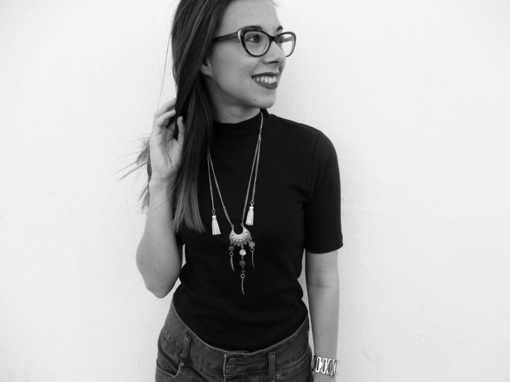 DIY collar largo de moda LOOKS AND DIY 6-min
