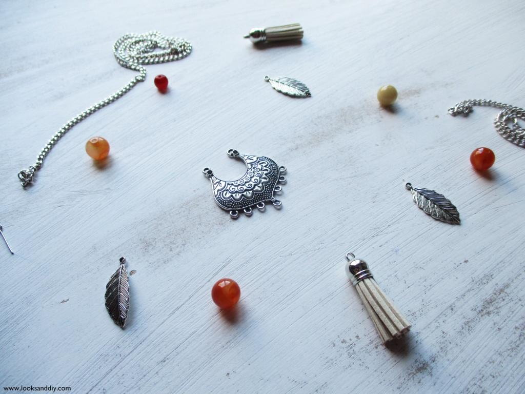 DIY collar largo de moda LOOKS AND DIY-min