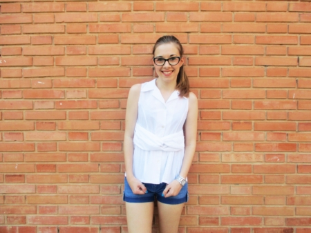 Camisa desestructurada LOOKS AND DIY