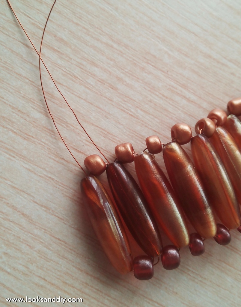 collar tribal diy