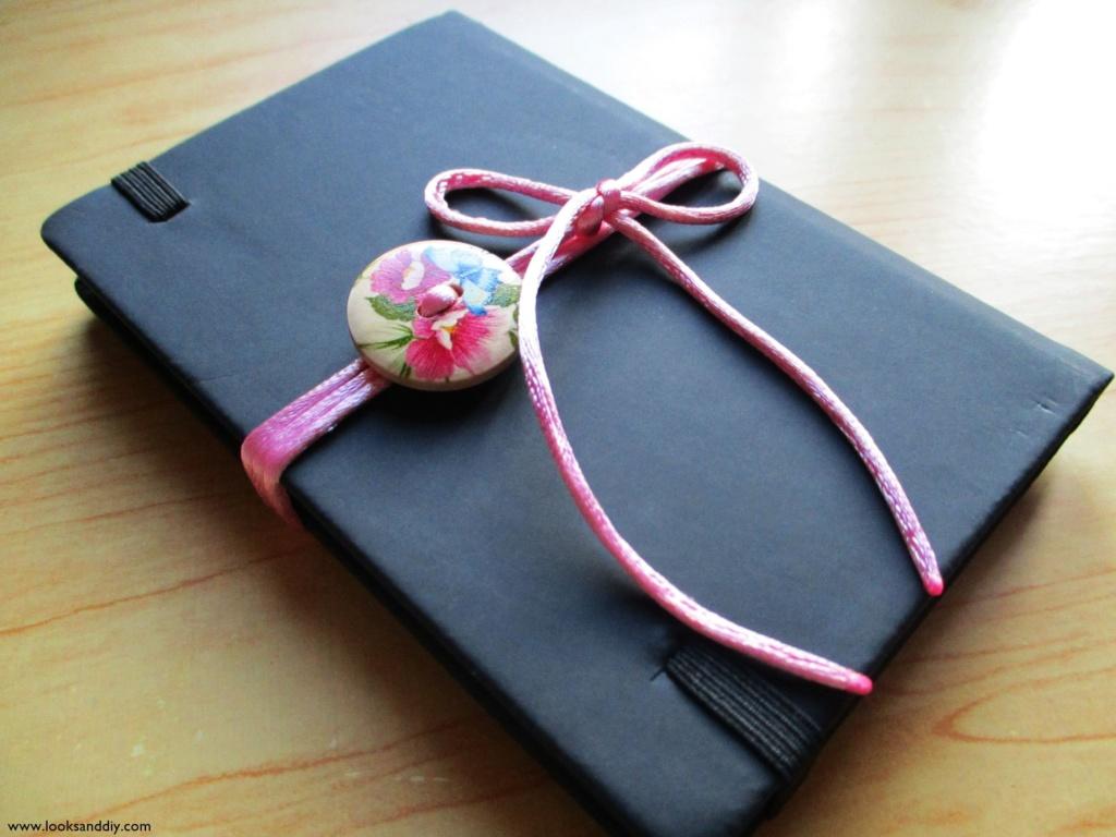 2 DIY marca páginas - cierra libros