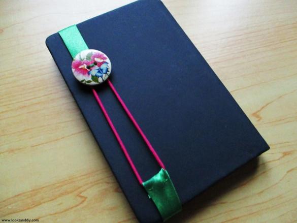 DIY marca páginas - cierra libros