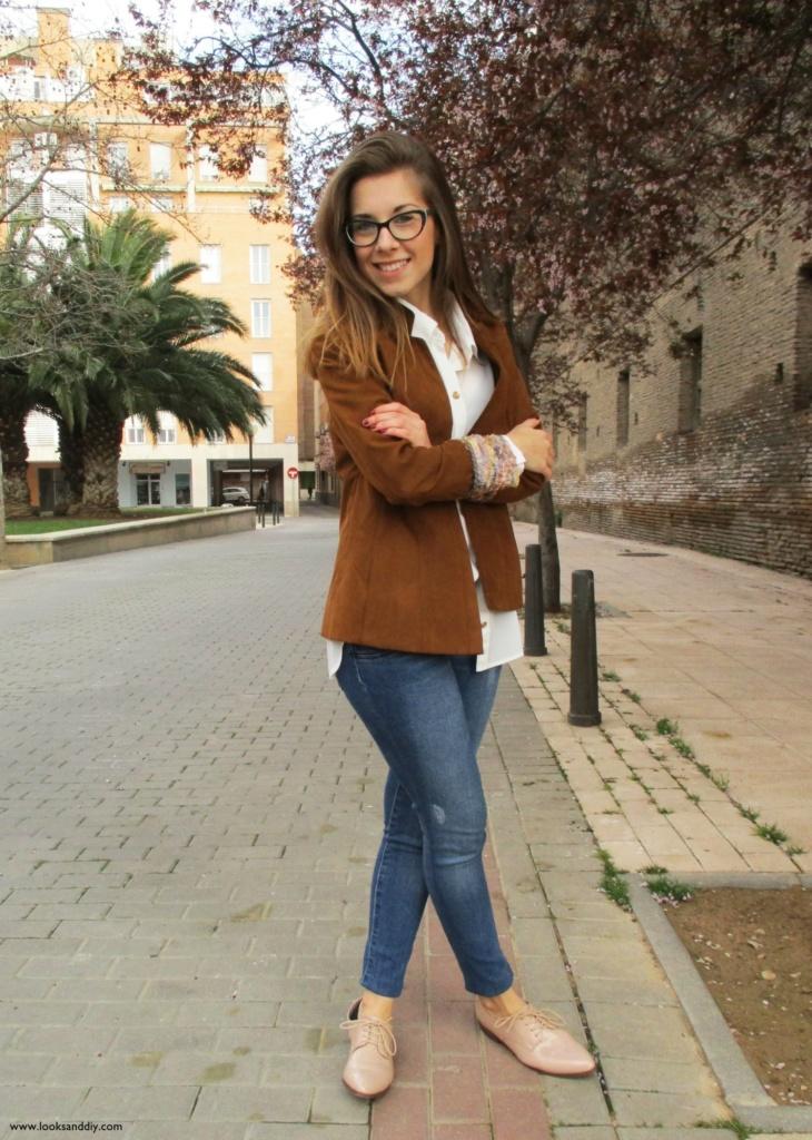 07-Outfit~ Chaqueta + pantalón DIY