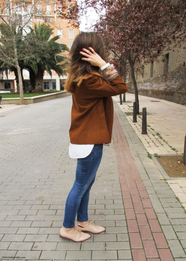 08-Outfit~ Chaqueta + pantalón DIY