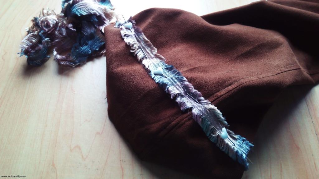 2DIY Como customizar una chaqueta