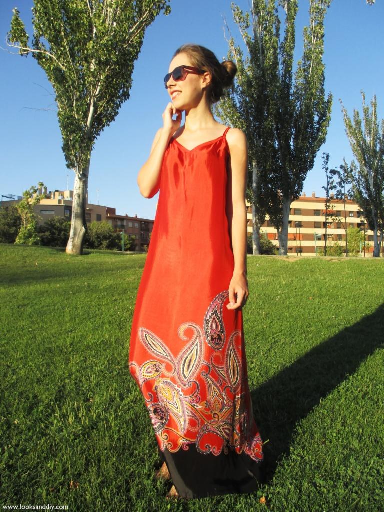 3 outfit vestido largo handmade-min