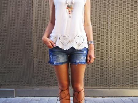 Transforma tus shorts ¡fácil!