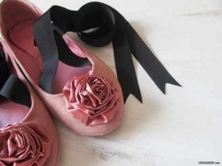bailarinas diy manoletinas efecto zapatilla ballet