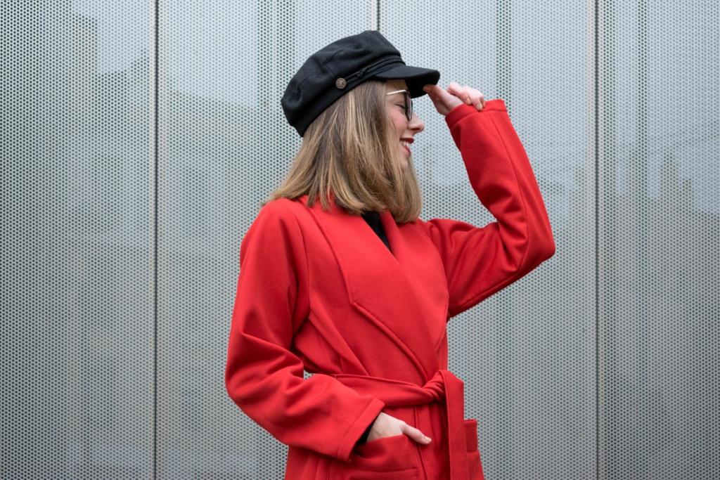 Cómo hacer un abrigo o chaqueta de mujer. Patrón BURDA EASY.