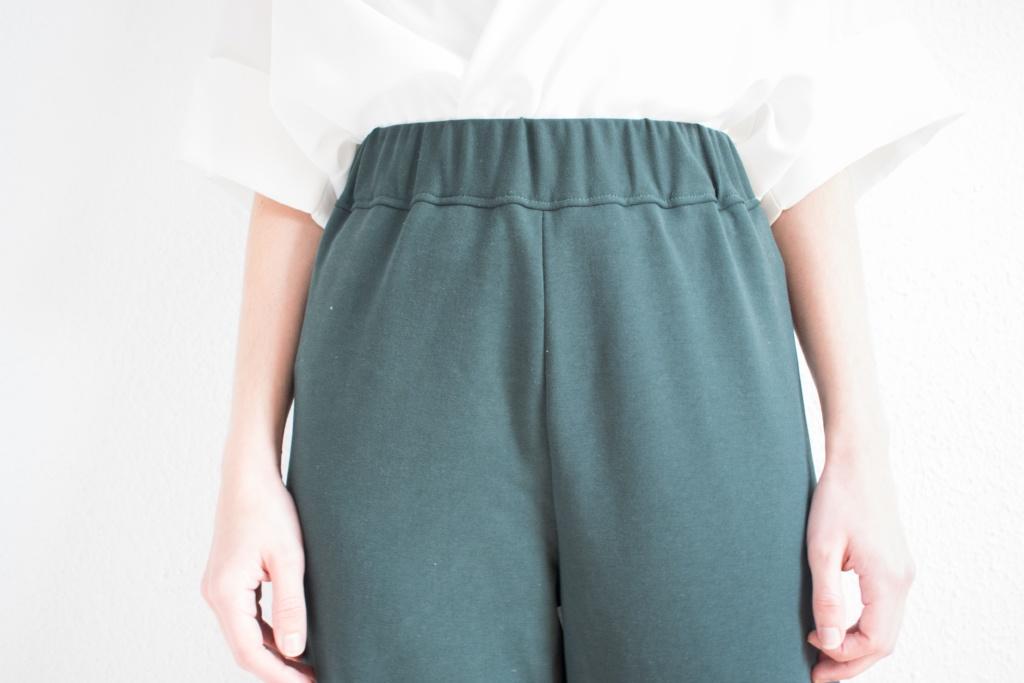 DIY COSTURA cómo hacer el pantalón más fácil del mundo