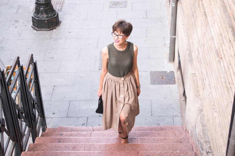 falda sin patrones Archivos ~ looks and diy