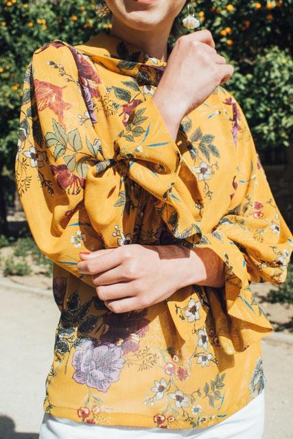 Curso de costura online camisa vintage