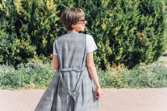 Cómo hacer un chaleco de mujer – Tendencia Zara
