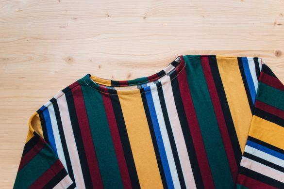 Pulir cuello camiseta ¡Muy fácil y rápido!